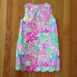 Lilly Pulitzer Girls' Sheath Dress